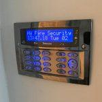 Access Control Wall Pad