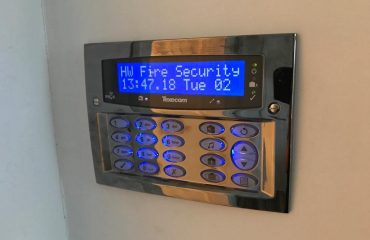 Access Control Wall Pad
