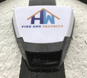 HW Fire and Security Alarm System