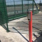 Automatic Door Access Pad