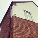CCTV Cameras on Back of House