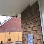 CCTV Camera Pointing at Front Door