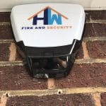 Alarm Installed by HW Fire and Security
