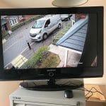 CCTV Footage of CCTV Camera Installed