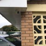 CCTV Camera on Front Door