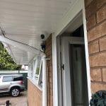 CCTV Camera of Front Door